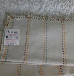 Μάλλινη κουβέρτα