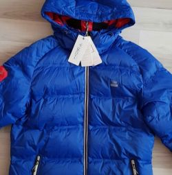 New Finnish down jacket