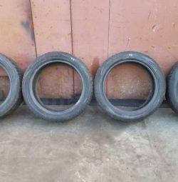 Tires R17 BMW 1 E87 / E81