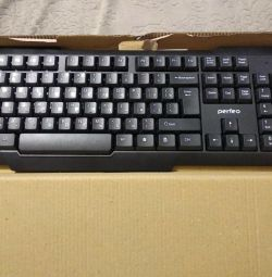 New wireless keyboard without receiver