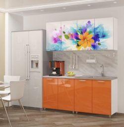 Kitchen set MDF 1.6 meters