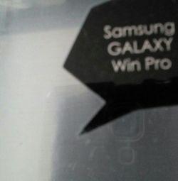 Πίσω προστατευτικό πλαίσιο για τη Samsung
