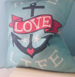 Decorative pillow / Slav