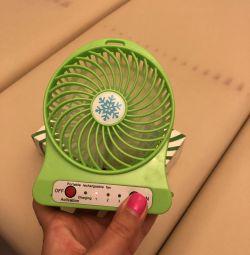 Ventilator de extindere a gâtului