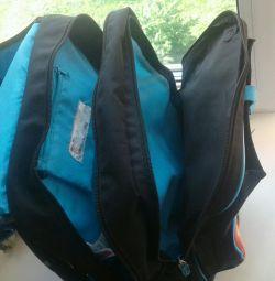 Sırt çantası / sırt çantası kullanılan