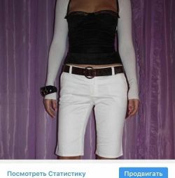 Sleeves bolero new white Morgan size 44 46 M vi