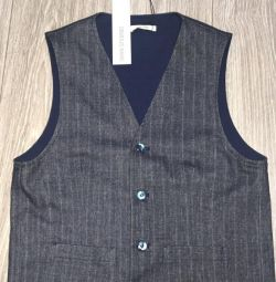Vests are new. Italy. Brand