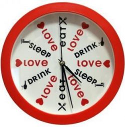 АнтіЧаси Eat love sleep