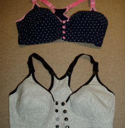 New tops for breastfeeding