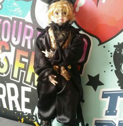 Фарфоровая кукла 14