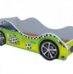 Κρεβάτι - το αυτοκίνητο