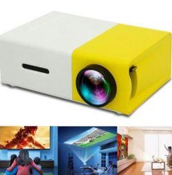 Mini LED proiector YG300 💣💥