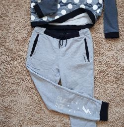 Track suit Reebok