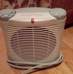 Polaris fan heater