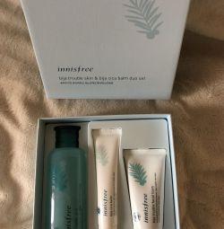 Sensitive skin! Korean cosmetics.