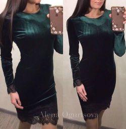New dresses: 44, 48
