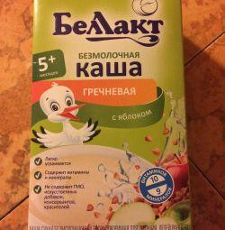 Каша дитяча гречана (харчування з молочної кухні)