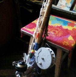 Fishing rods! Full set!