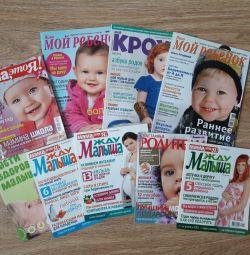 Reviste pentru mame