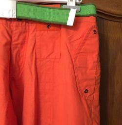 Σορτς με παντελόνι