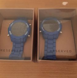 New reserved watches