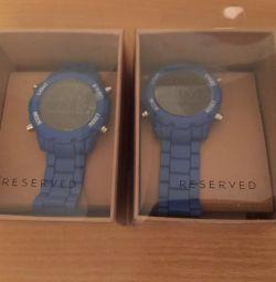 Ceasuri noi rezervate