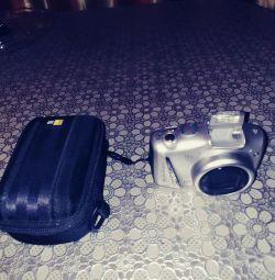 I sell the camera Canon.