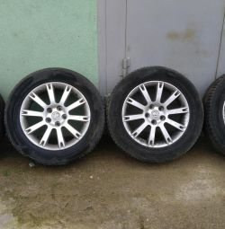 Lexus wheels original r17