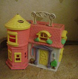 Раздвижной замок для вашей принцессы.