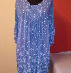 NEW TUNIC BUNCHER48-50 (see measurements)