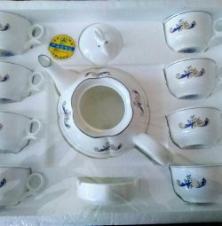 Çay servisi Yeni