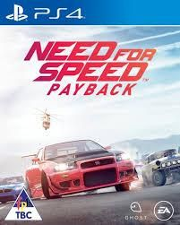 PS4 Games - NFS PAYBACK, NFS 2015