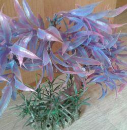 Artificial plant.
