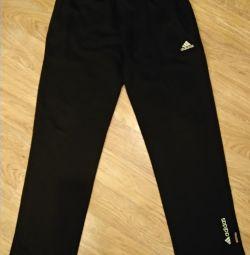 Sport cald. pantaloni ADIDAS, 44-46 - (- 48)