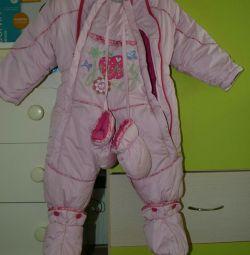 costum pentru fetiță