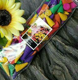 Aromapiramidă amestecă flori