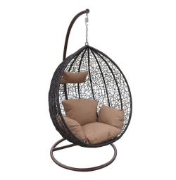 HAM5289.01 HOLE PENDANT HOLE BROWN WITH PILLOW