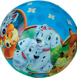 Inflatable ball new