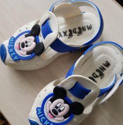 Children's sandals, solution 23