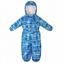 Зимний комбинезон «REIKE» для мальчика.