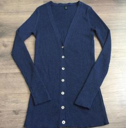 Cardigan Benetton, new 42r