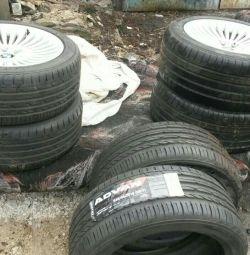BMW ελαστικά / τροχοί