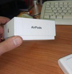 Ασύρματα ακουστικά AirPodes 2