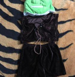Costumul Shrike