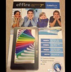 Effire e-book, a book reader
