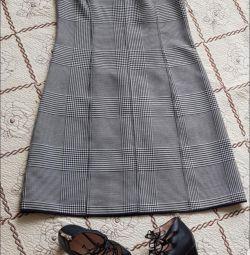 Φόρεμα της Ιταλίας, ακριβό ζεστό ..