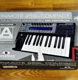 MIDI Keyboard Novation MIDI