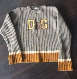D & G sweater original