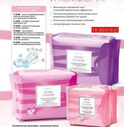 Faberlic prosoape sanitare