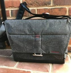 (Peak Design) Briefcase Everyday Messenger Bag